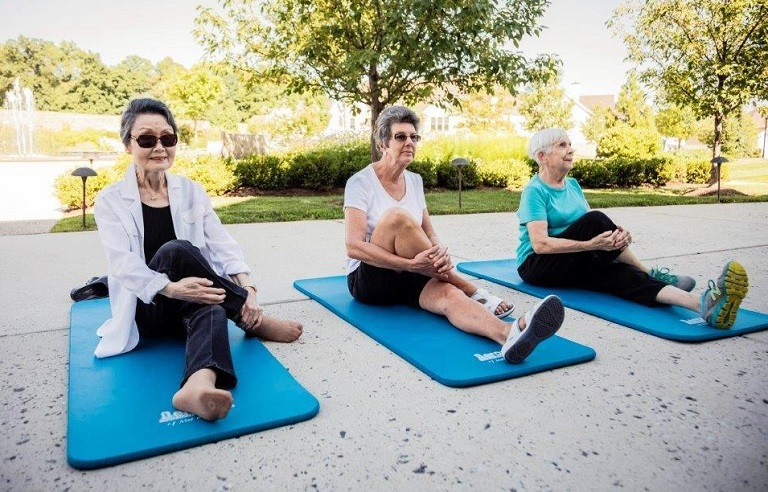 Yoga, The Hill at Whitemarsh
