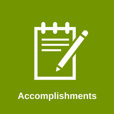 2015 Accomplishments