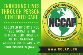 National Certification Council for Activity Professionals